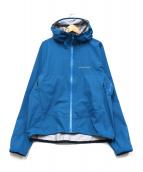 mont-bell(モンベル)の古着「シェルジャケット」|ブルー