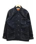 TENDERLOIN(テンダーロイン)の古着「デニムカバーオール」