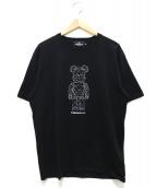 FRAGMENT DESIGN(フラグメントデザイン)の古着「Tシャツ」|ブラック