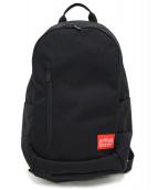 Manhattan Portage(マンハッタンポーテージ)の古着「Intrepid Backpack」|ブラック