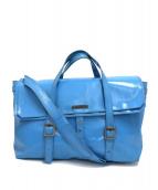 FREITAG(フライターグ)の古着「2WAYバッグ」 ブルー