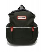HUNTER(ハンター)の古着「バックパック」|オリーブ