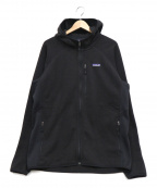 Patagonia()の古着「Performance Better Sweater Hoo」|ブラック
