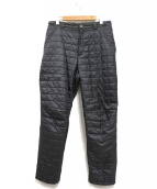 Patagonia(パタゴニア)の古着「Nano Puff Pants」|グレー