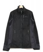 Patagonia(パタゴニア)の古着「R2フリースジャケット」|ブラック