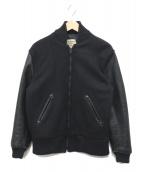 SKOOKUM(スクーカム)の古着「スタジャン」|ブラック