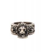 JUSTIN DAVIS(ジャスティンディヴィス)の古着「Lion Keeper Ring」
