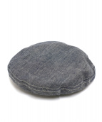 Engineered Garments(エンジニアードガーメンツ)の古着「ベレー帽」|グレー