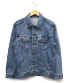 A.P.C.(アーベーセ)の古着「デニムジャケット」|インディゴ
