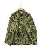 ()の古着「NWU Type III Shirt Blouse」|オリーブ