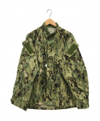 US NAVY(ユーエスネイビー)の古着「NWU Type III Shirt Blouse」|オリーブ