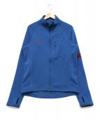 MAMMUT(マムート)の古着「Aconcagua Jacket」|ブルー