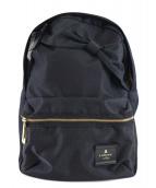 LANVIN en Bleu(ランバンオンブルー)の古着「トロカデロリュック」 ブラック