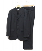 Paul Smith London(ポールスミスロンドン)の古着「3ピーススーツ」|ブラック