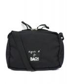 agnes b × BACH(アニエスベー × バッハ)の古着「GY26 SAC BACHサコッシュ」|ブラック