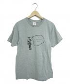 SUPREME()の古着「プロブレムチャイルドTシャツ」|グレー