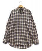 RRL(ダブルアールエル)の古着「チェックシャツ」