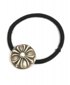 CHROME HEARTS(クロムハーツ)の古着「HAIRBAND2 CRSSBLL」