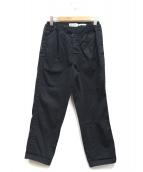 Gymphlex(ジムフレックス)の古着「イージーパンツ」 ブラック