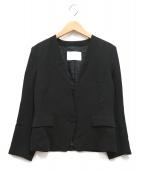 BALLSEY(ボールジィ)の古着「テーラードジャケット」|ブラック