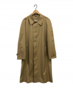 SANYO(サンヨー)の古着「ステンカラーコート」|ベージュ