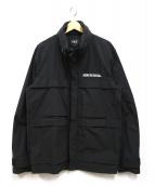 AVIREX(アヴィレックス)の古着「COMPACT M-65 JACKET」 ブラック