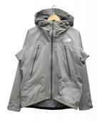 THE NORTH FACE(ザノースフェイス)の古着「CLIMB VERY Light Jacket」|グレー