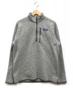 Patagonia(パタゴニア)の古着「Better Sweater」|グレー