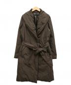 MOGA(モガ)の古着「ダウンコート」|ブラウン
