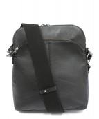 BURBERRY BLACK LABEL(バーバリーブラックレーベル)の古着「ショルダーバッグ」|ブラック