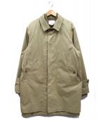 nanamica(ナナミカ)の古着「3way Down Coat」|ベージュ