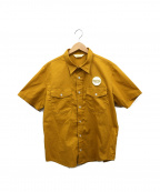 TENDERLOIN(テンダーロイン)の古着「T-WORK SHT U S/S」|イエロー