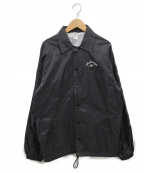 CHALLENGER(チャレンジャー)の古着「コーチジャケット」 ブラック