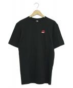 SUPREME×THE NORTH FACE(シュプリーム×ザノースフェイス)の古着「Tシャツ」|ブラック