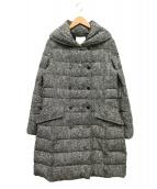 自由区(ジユウク)の古着「Limontaダウンコート」|グレー