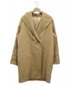 自由区(ジユウク)の古着「中綿ライナー付コート」|ベージュ