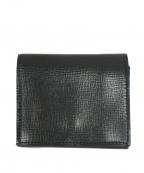 GLENROYAL(グレンロイヤル)の古着「SMALL FOLD WALLET」 ブラック