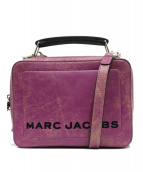 MARC JACOBS(マークジェイコブス)の古着「ヴィンテージザボックス23」|パープル