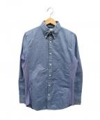 Junhashimoto(ジュンハシモト)の古着「デニムシャツ」 ブルー