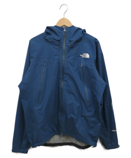 THE NORTH FACE(ザ ノース フェイス)THE NORTH FACE (ザノースフェイス)  CLIMB VERY LIGHT JACKET ネイビー サイズ:XLの古着・服飾アイテム
