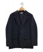 ()の古着「2Bテーラードジャケット」 ネイビー