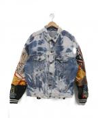 cotemer(コートメル)の古着「着物ジャケット」 マルチカラー