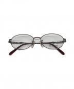 VERSACE(ヴェルサーチ)の古着「眼鏡」|シルバー