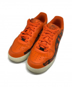 NIKE()の古着「AIR FORCE 1 07 SKELETON QS」|オレンジ
