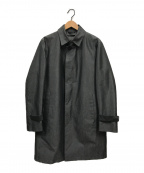 Calvin Klein(カルバンクライン)の古着「ライナー付ステンカラーコート」|グレー