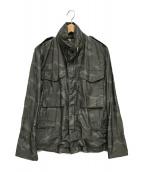 ()の古着「M65ジャケット」|カーキ