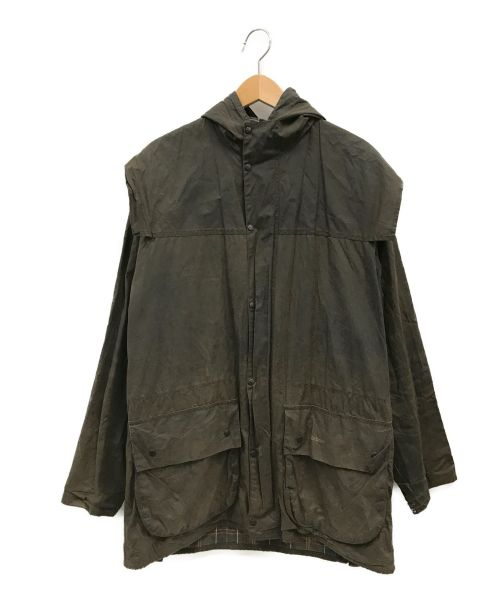 Barbour(バブアー)Barbour (バーブァー) CLASSIC DURHAM カーキ サイズ:38の古着・服飾アイテム