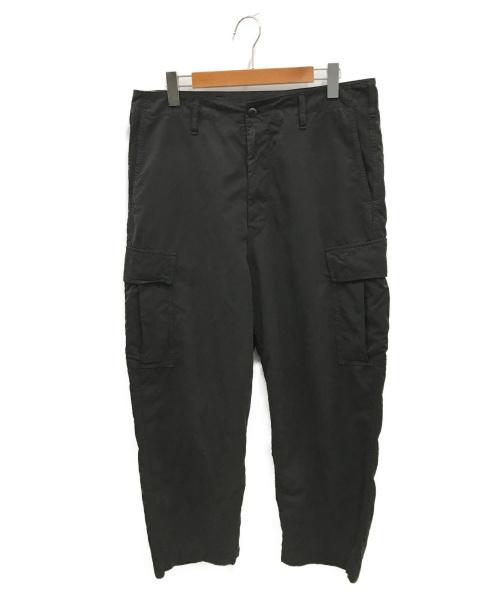 Porter Classic(ポータークラシック)Porter Classic (ポータークラシック) WEATHER CARGO PANTS ブラック サイズ:XLの古着・服飾アイテム