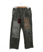 glamb(グラム)の古着「エースコーデュロイパンツ」|マルチカラー