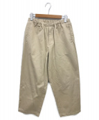 Traditional Weatherwear(トラディショナルウェザーウェア)の古着「UNION SLACK 401」|ベージュ